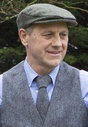 Mens grey herringbone Irish tweed tie €55.95 100% Lambswool. One size