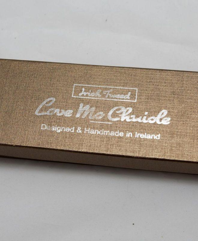 Girls branded Love Mo Chuisle hairband box_opt