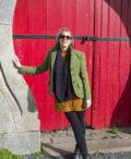 Ladies Irish Tweed Blazer