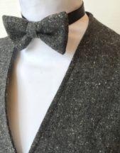 Grey speckle tweed waistcoat