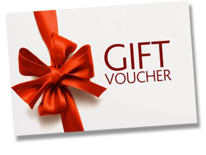website 100 euro Gift Voucher