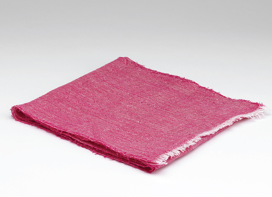 Tweed in the valley 100� linen scarf pink 100% Linen Scarf Pink