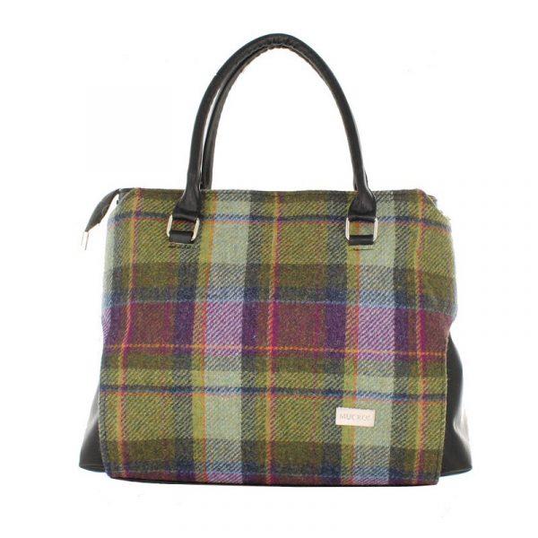 Tweed in the valley Mucros bright bag €98 Mucros Bright Bag