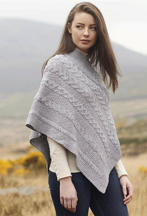 Tweed in the valley aran craft aran cape Aran Craft Aran Cape