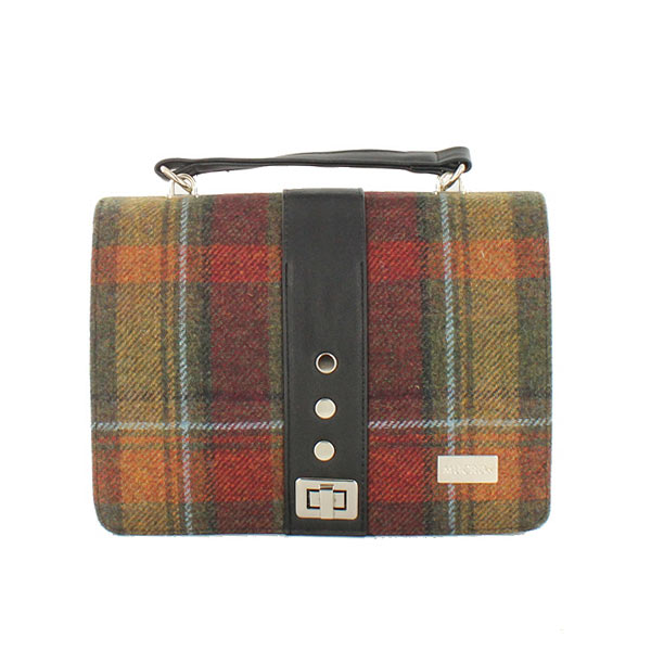 Tweed in the valley mucros fiona bag autumn €79 Mucros Fiona Bag Autumn