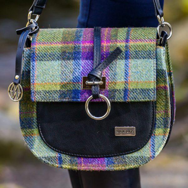 Tweed in the valley mucros grace bag €79 Mucros Grace Bag