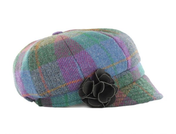 Tweed in the valley mucros tweed hat pastels €59 Mucros Tweed Hat Pastels