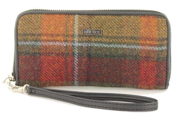 Tweed in the valley mucros tweed purse autumn €39 Mucros Tweed Purse Autumn