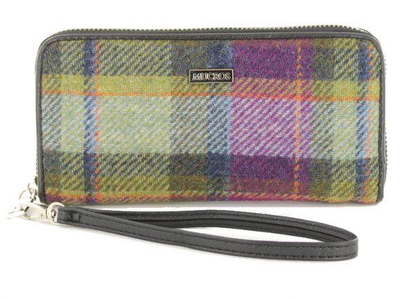 Tweed in the valley mucros tweed purse brights €39 Mucros Tweed Purse Brights