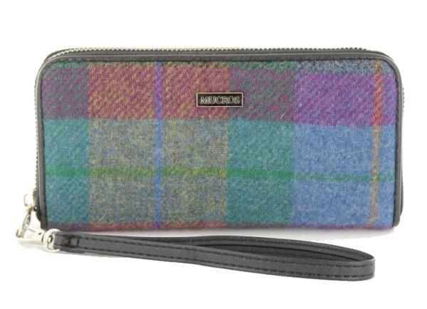 Tweed in the valley mucros tweed purse pastels €39 Mucros Tweed Purse Pastels