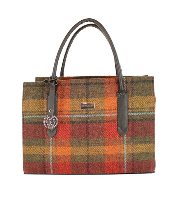 Tweed in the valley mucros tweed shoulder bag autumn €95 Mucros Tweed Shoulder Bag Autumn