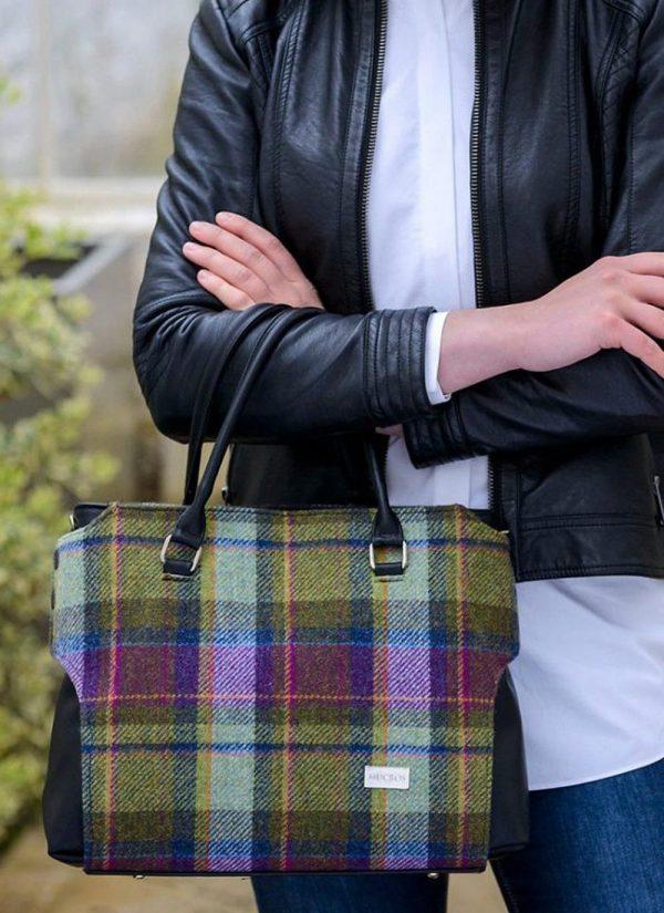 Tweed in the valley mucros weavers emily bag €98 Mucros Weavers Emily Bag