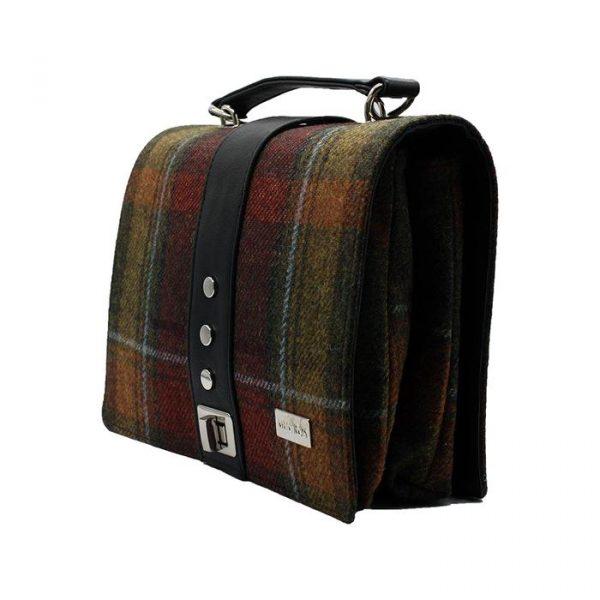 Tweed in the valley mucros weavers fiona bag color 321 side 700x700 €79 Mucros Weavers Fiona Bag